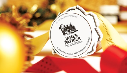 James Patrick Luxury Hampers