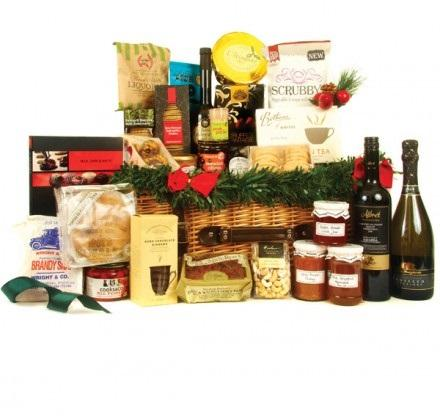 Image shows hamper 8 items