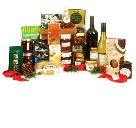 Image shows hamper 5 items
