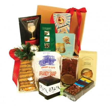Image shows hamper 1 items
