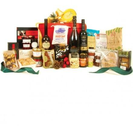 Image shows hamper 7 items