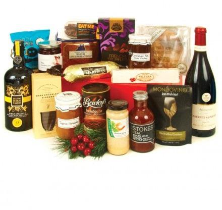 Image shows hamper 3 items
