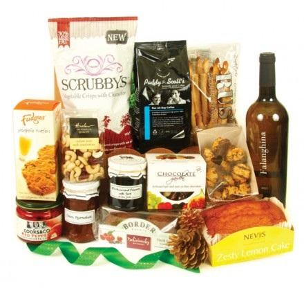 Image shows hamper 2 items